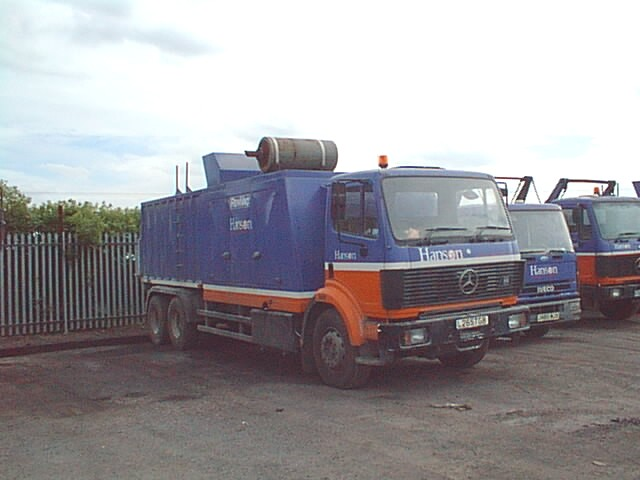 Lorry Mounted 6
